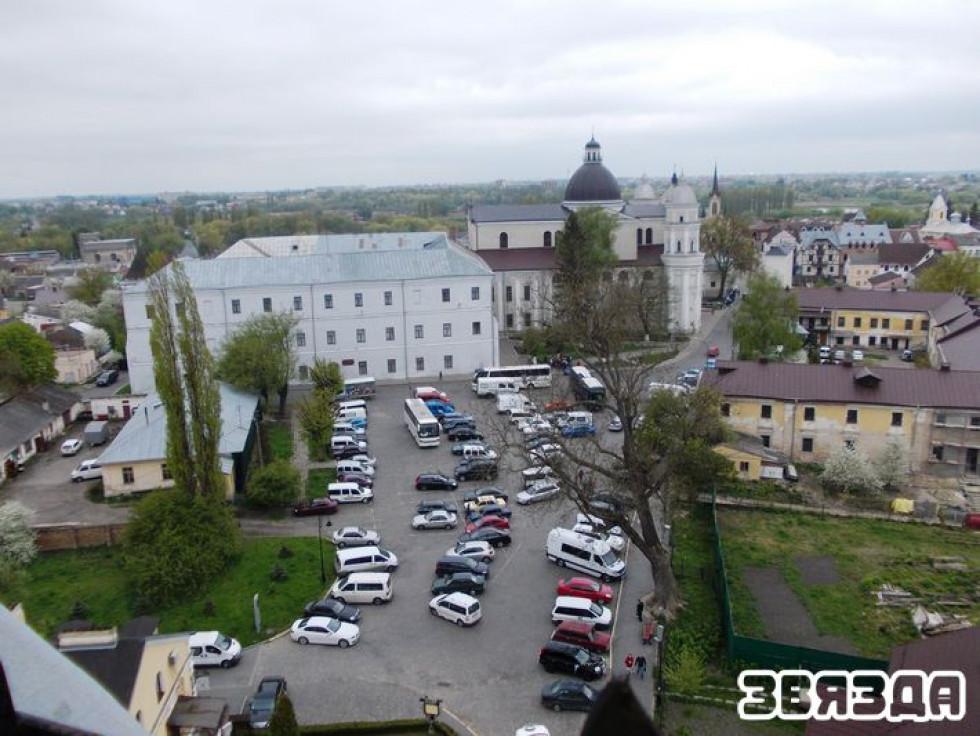 Вигляд на Старе місто