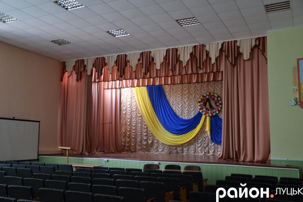 Сцена Будинку культури