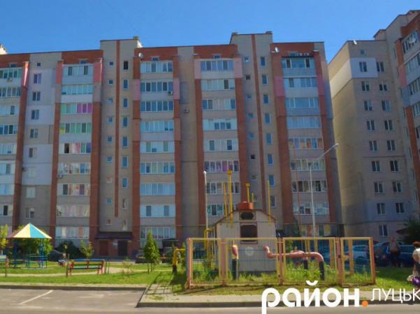 Двір на вулиціАрцеулова