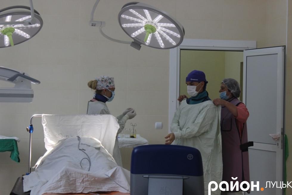 Пацієнту вживлюватимуть двокамерний кардіостимулятор
