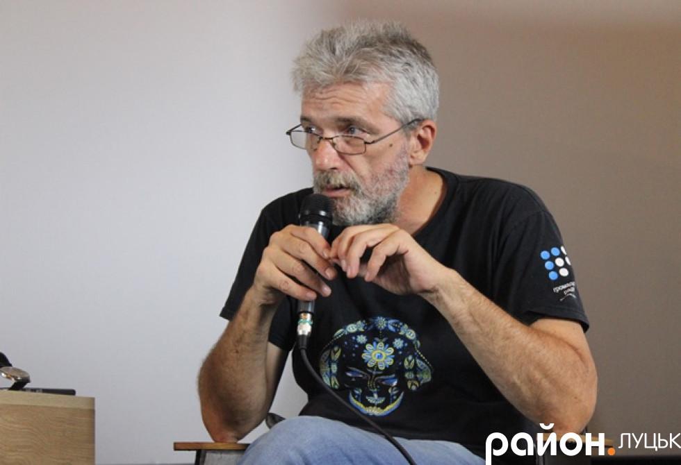Журналіст Андрій Куликов