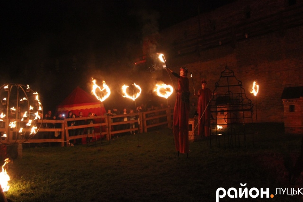 Вогняне шоу