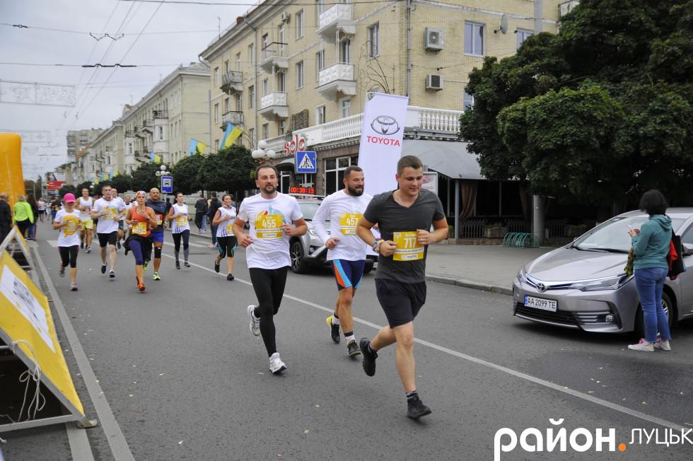 Серед учасників був радник голови Волинської ОДА Тарас Яковлев