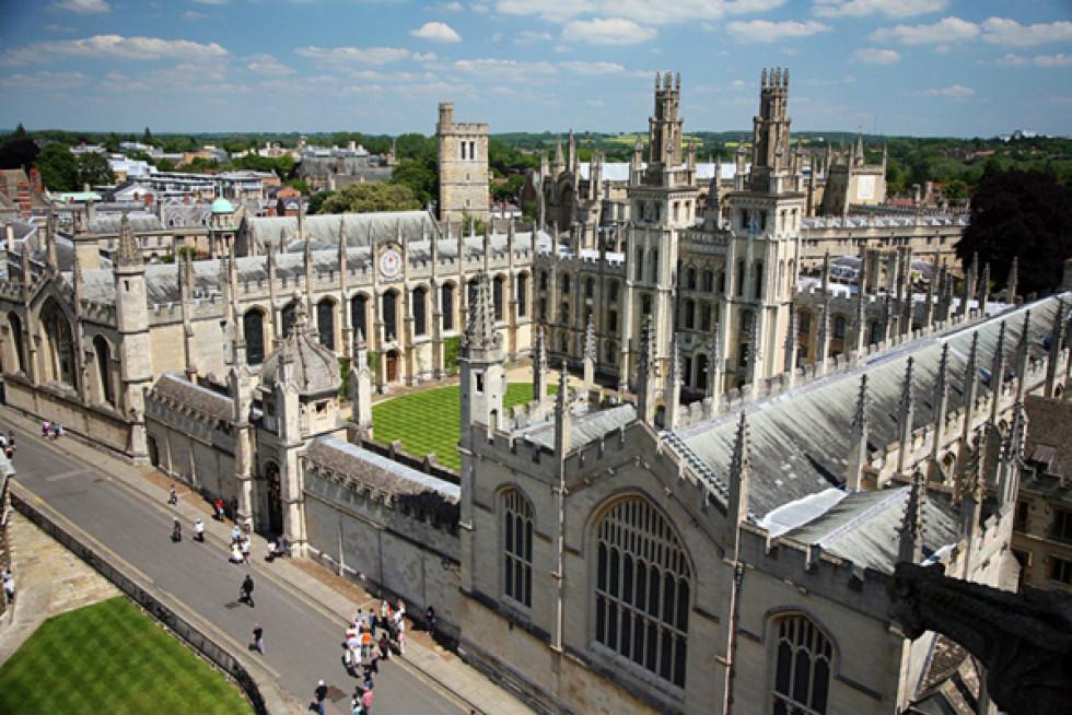 Оксфордський університет. Фото, 2000-і року