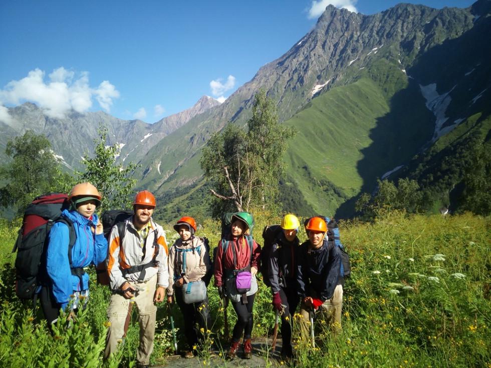 Сміливий виклик неймовірним горам