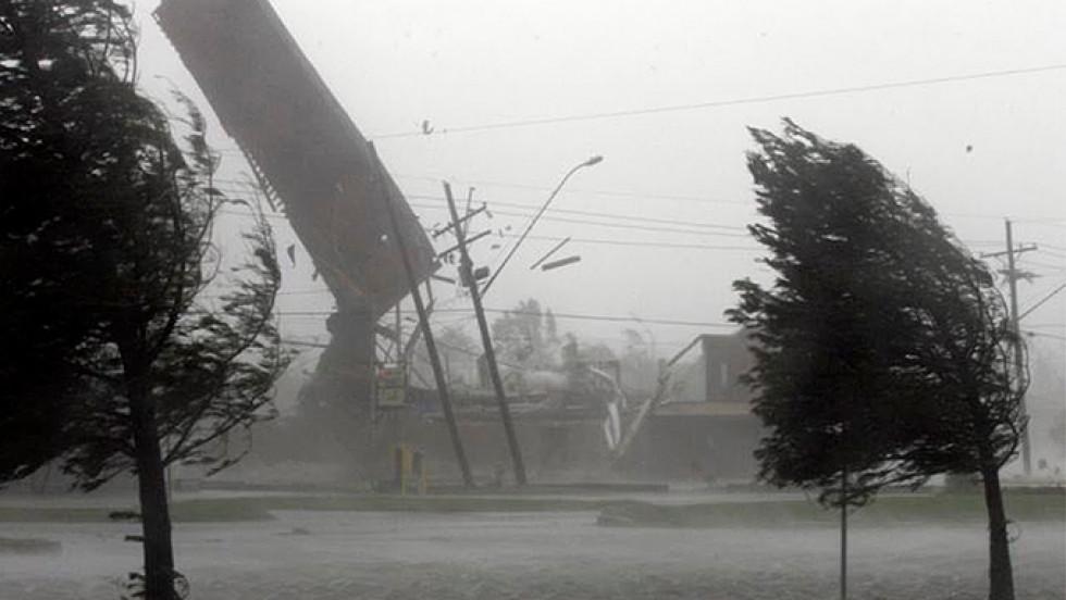 Буря в Бресті 2015 року