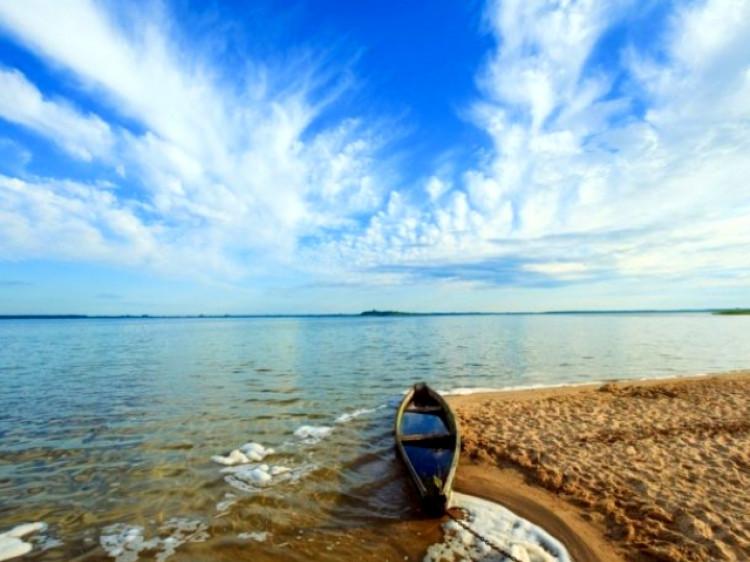 Світязь - найглибше озері України
