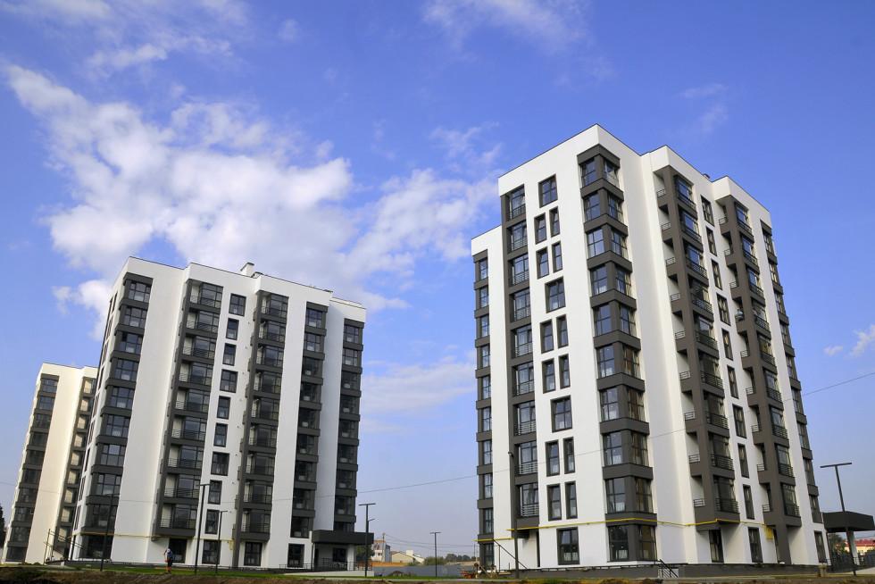 ЖК «Супернова» в Луцьку, який зводить будівельна компанія «Інвестор»