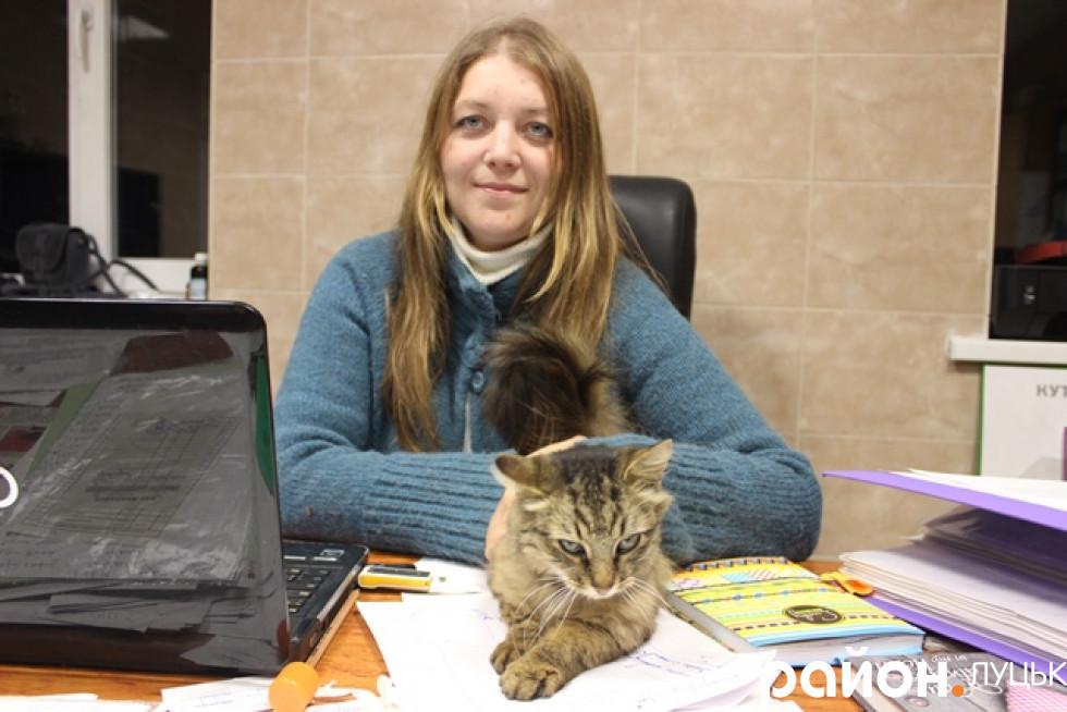 Наталія Рудь часто засиджується на роботі допізна