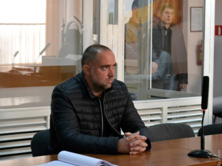 Екс-керівник кооперативу «Набережний квартал – Жаботинського» Олександр Савченко