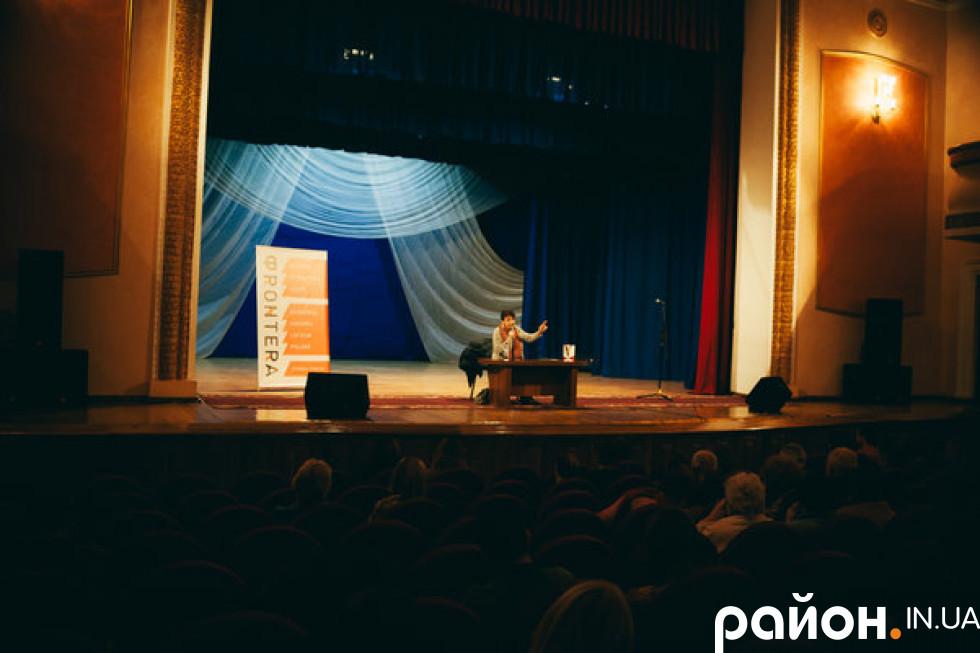 Чимало Оксана Забужко говорила про Лесю Українку та її недооцінену творчість