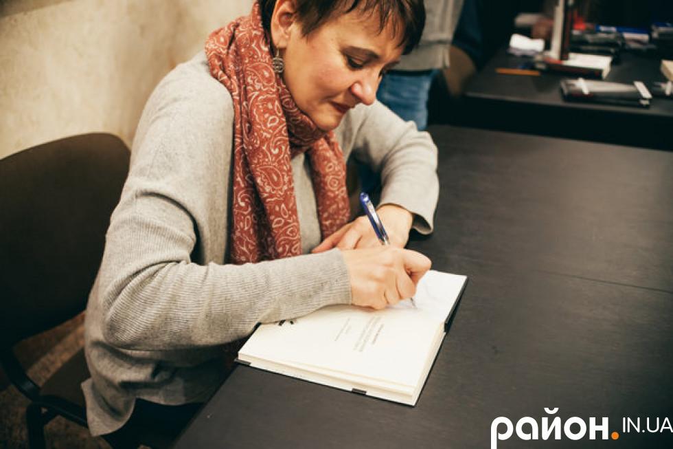 Окремо Оксана Забужко наголосила на драмі Лесі Українки «Камінний господар»