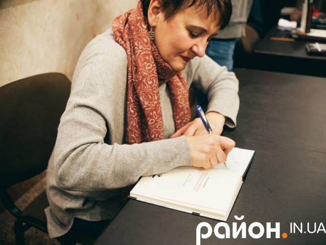 Письменниця Оксана Забужко