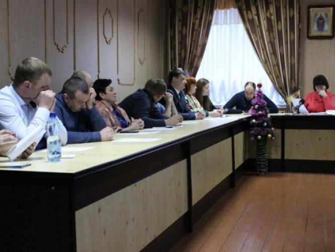 сесія Гіркополонівської ОТГ