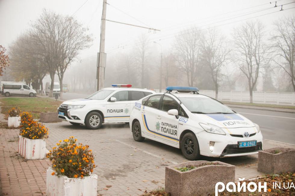 Автівки нової поліції