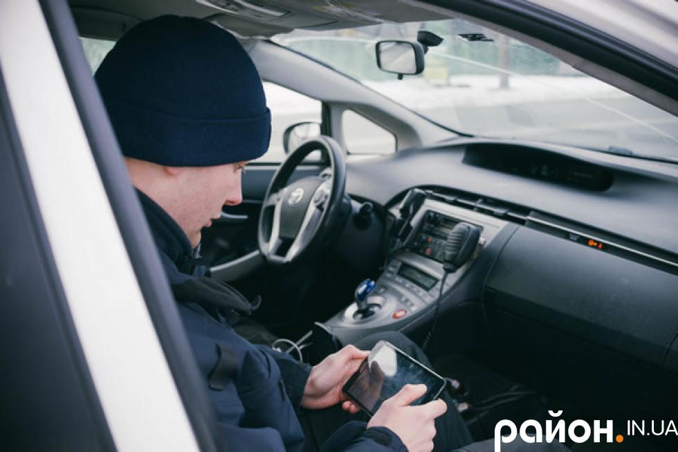 Ще одна ознака нової поліції – планшети