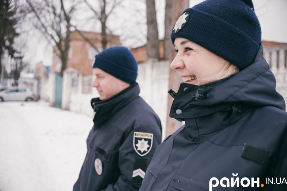 Ольга Шмігель разом із колегою 25-річним Ігорем Гапонюком (зліва)