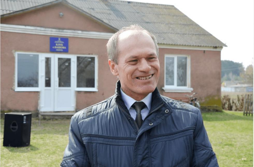 Олександр Совтис, голова Копачівської ОТГ