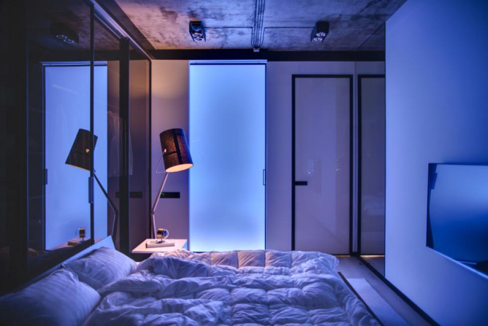 Двері прихованого монтажу –дуже популярні в сучасних інтер'єрах.Джерело фото:www.djournal.com.ua