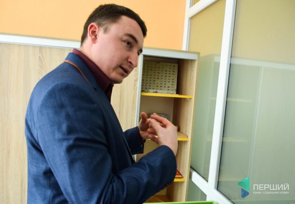 Юрій Туровський задля нової посади і нової роботи зважився на переїзд