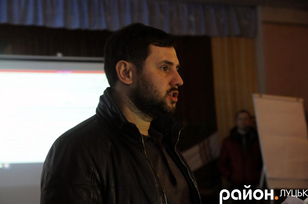Адвокат Сергій Книш