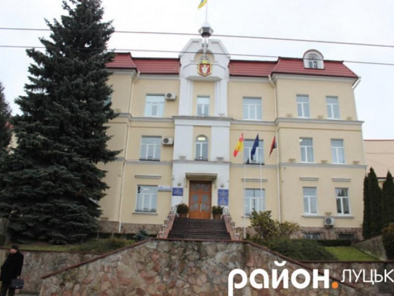 повідомили зарплати керівників Луцькради