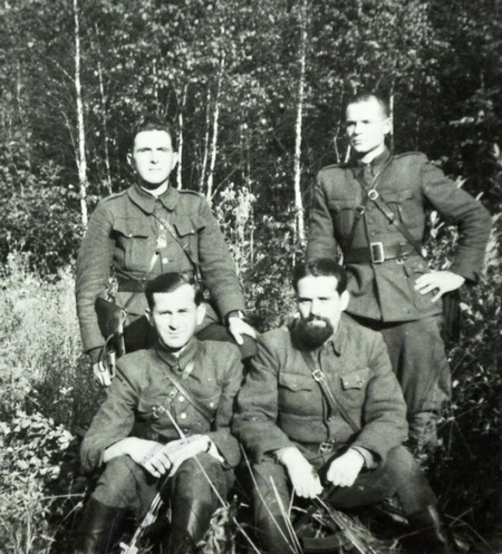 Ковальчук Панас, псевдо «Залісний»