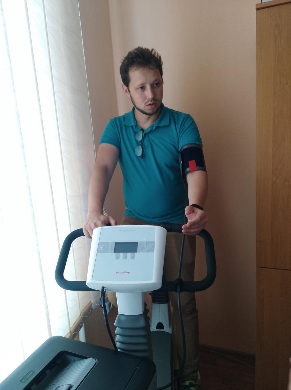 Для Луцької міської клінічної лікарні закупили новий комплект обладнання для діагностики проблеми з серцем