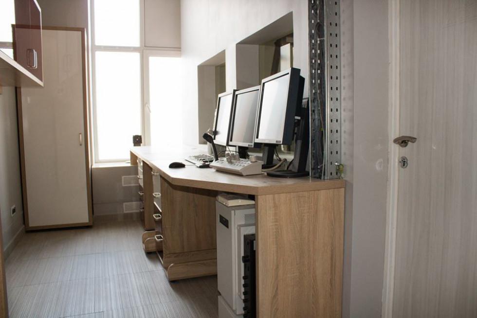 Комп'ютери у Ковельській центральній районній лікарні