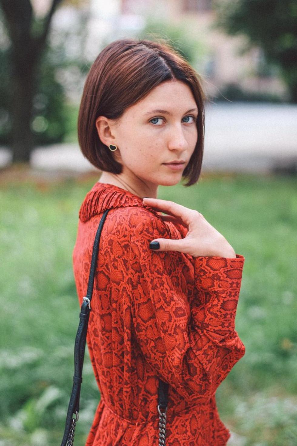Лучанка Катерина Левчинська навчалася у двох престижних європейських університетах