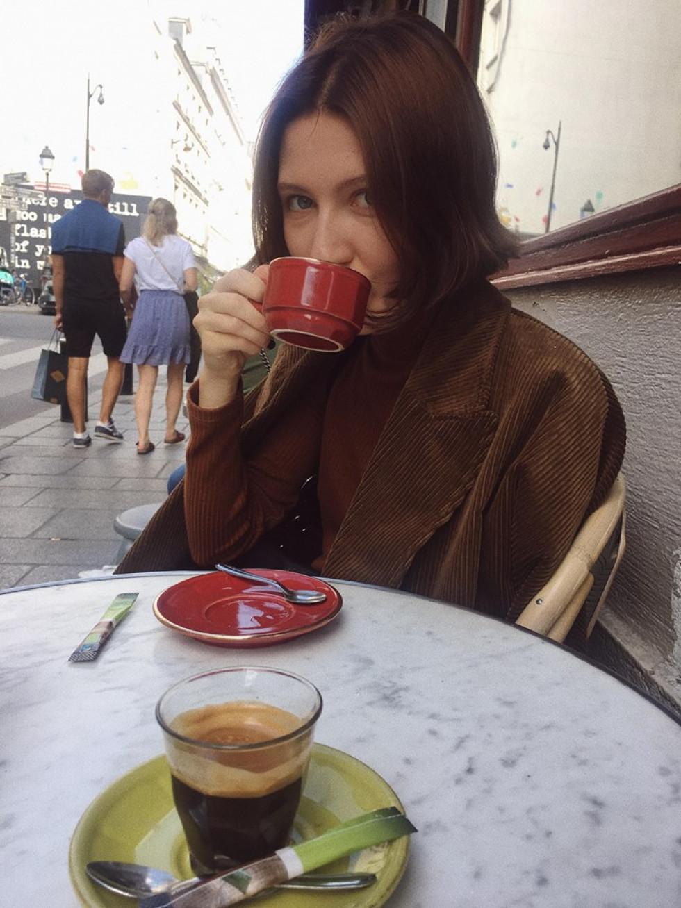 Навчання за кордоном дало Катерині можливість вийти із зони комфорту