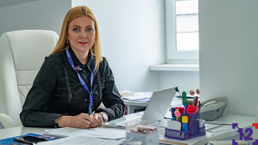 Катерина Дулапчій