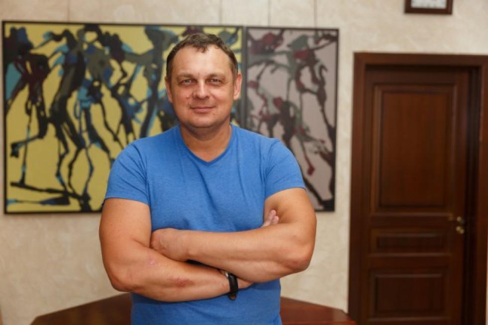 Керівник агентства «ВМБ нерухомість» Ростислав Ганейчук
