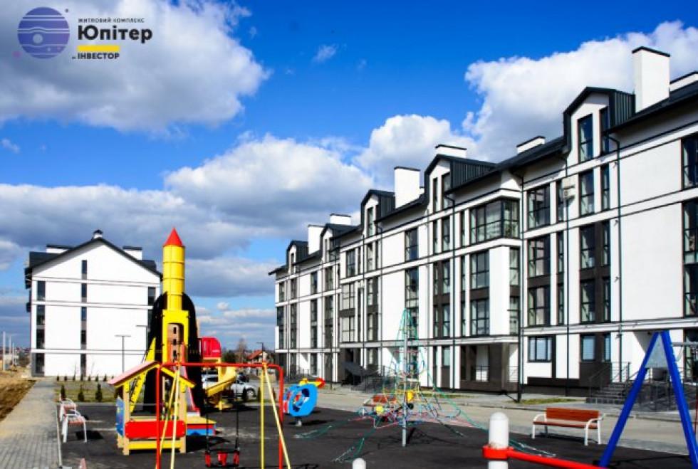 Житловий комплекс «Юпітер» Будівельної компанії «Інвестор»