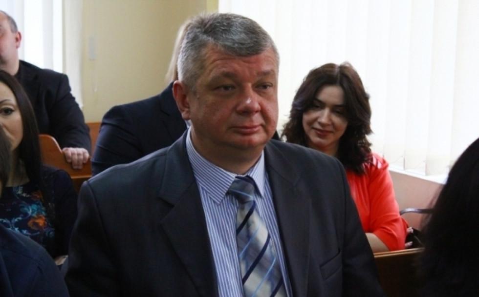 Суддя Луцького міськрайонного суду Андрій Сівчук