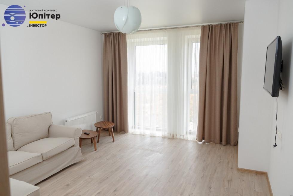 Панорамні вікна в іншому житловому комплексі, який зводить в Луцьку компанія «Інвестор»