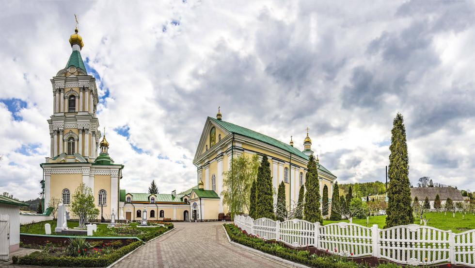 Богоявленський монастир у Кременці (нині – жіночий). Сучасний вигляд
