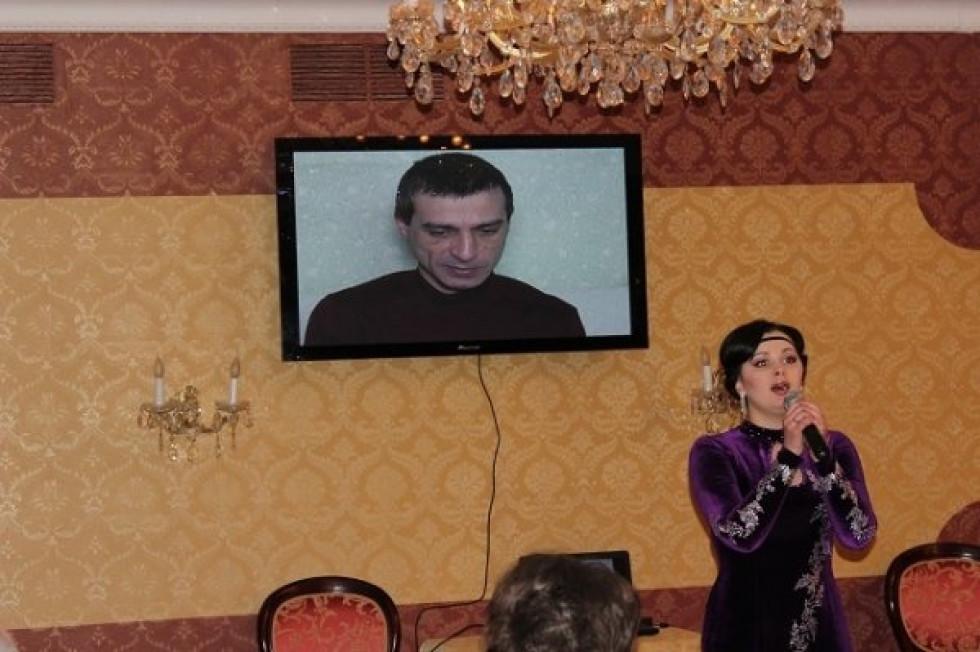 Вечір пам'яті Рустама Хамраєва