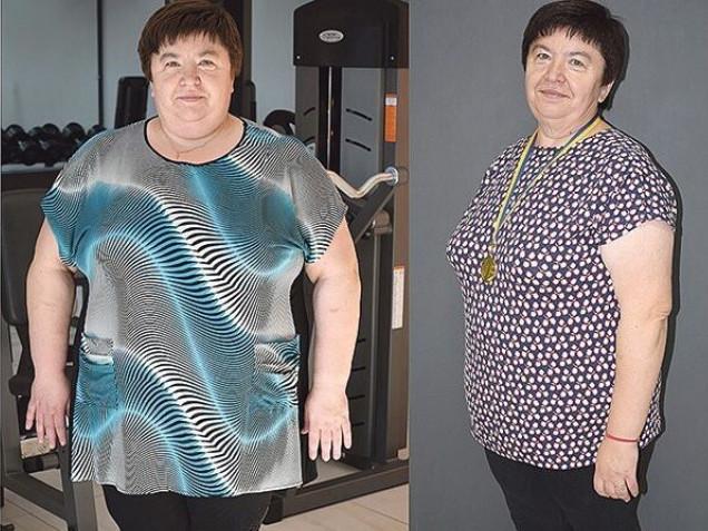 Лучанка Вікторія Чміль схудла на 50 кілограмів
