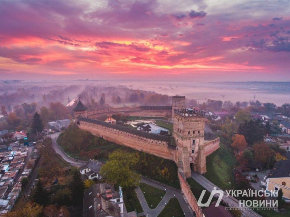 Фішка нашого міста - замок Любарта