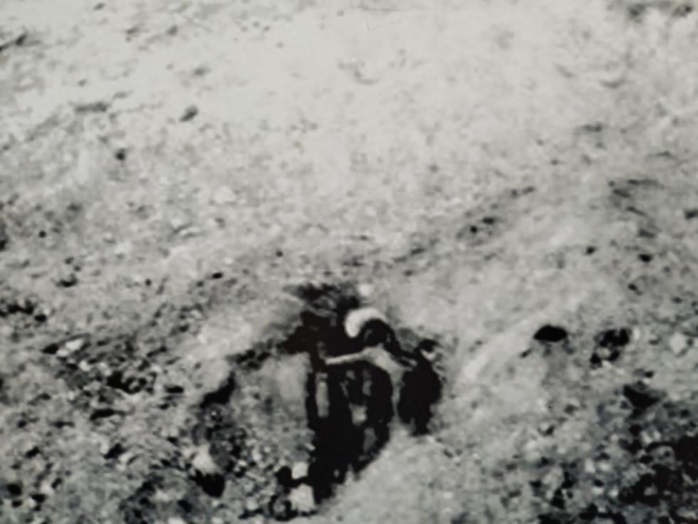 Вбитий єврей поблизу Луцька
