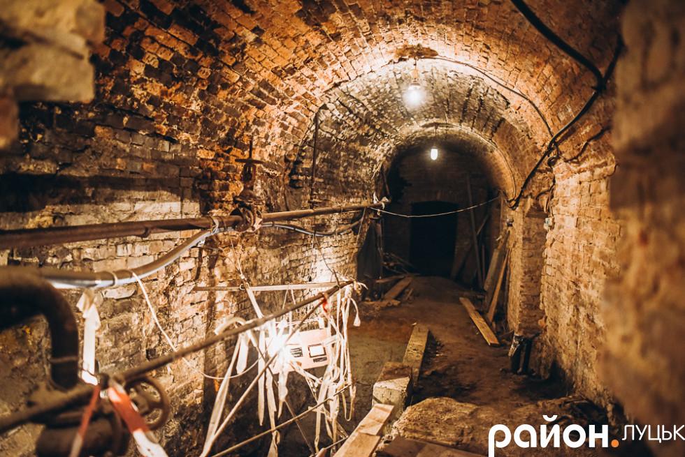 Коридор підземелля