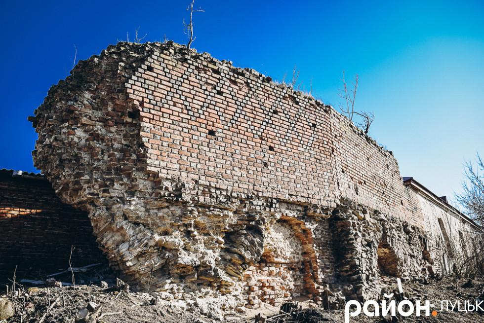 Оригінальний готичний орнамент