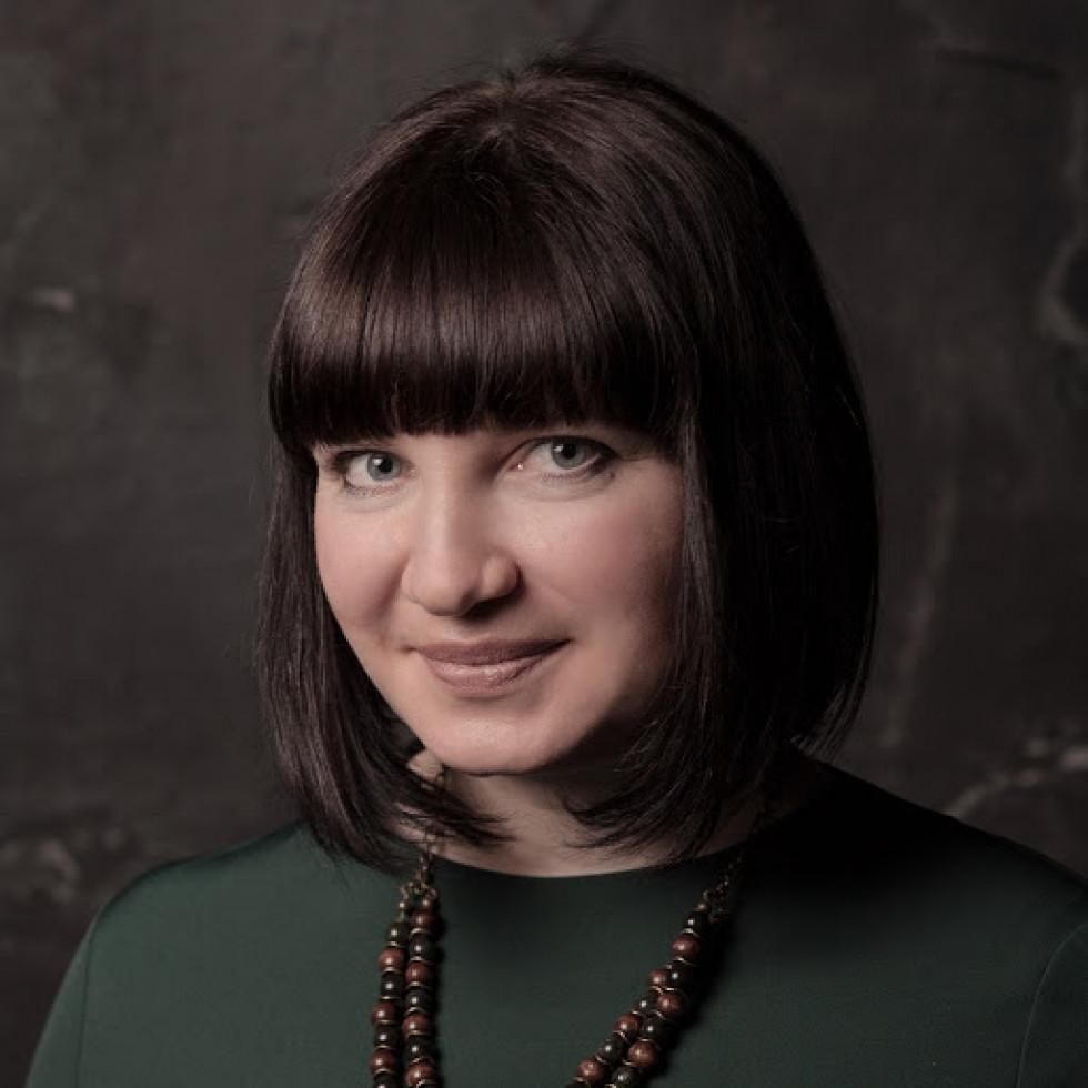 Гендерна експертка Наталія Тарасенко