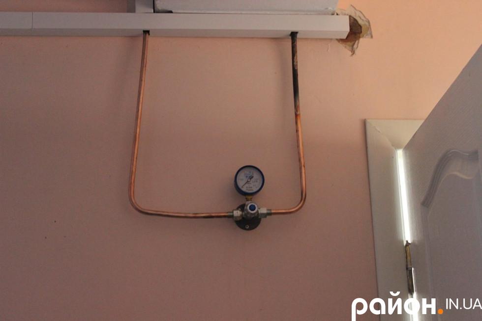 Система віддаленого контролю за тиском повітря