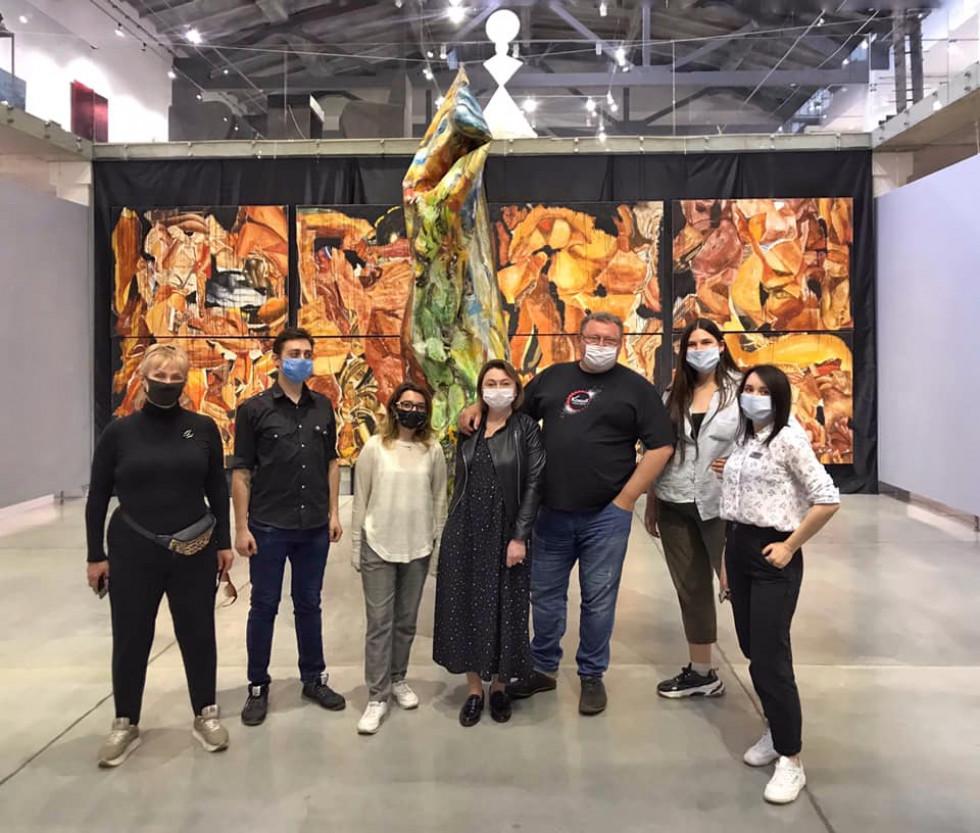 Команда Музею