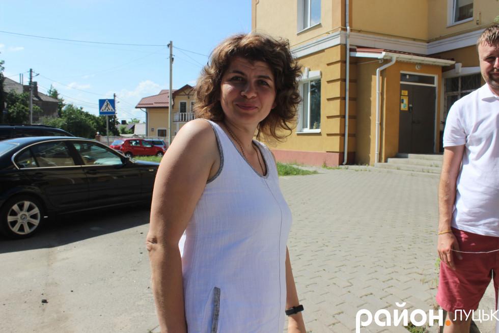 Наталія Грушка