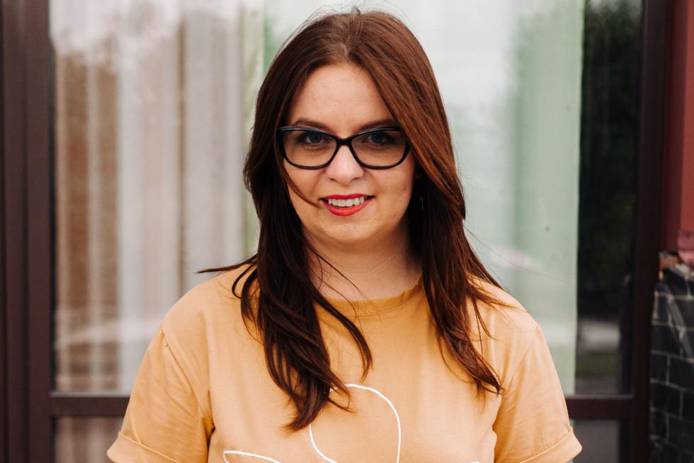 Анна Єкименко-Поліщук -  PR-менеджерка фестивалю