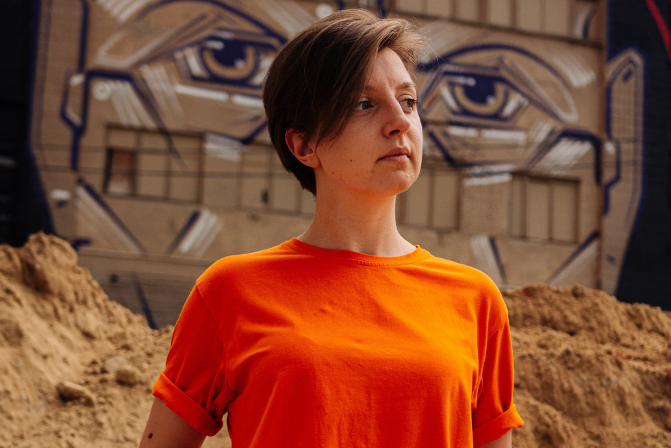 Вікторія Куманська - координаторка волонтерів фестивалю