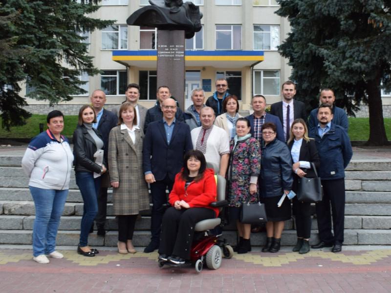 Команда «Європейської Солідарності» на Горохівщині